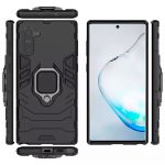 oneo ARMOUR Grip Samsung Galaxy Note 10 Protective Case - Black