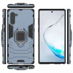 oneo ARMOUR Grip Samsung Galaxy Note 10 Protective Case - Navy Blue
