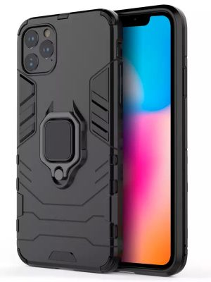 oneo ARMOUR Grip iPhone 11 Max Protective Case - Black