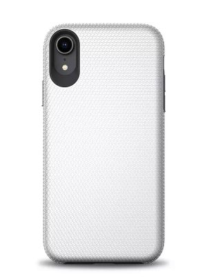 oneo FUSION iPhone XR Case - Silver