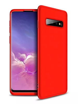 oneo SLIM Samsung Galaxy S10 Case - Red