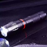 oneo Flashlight Long Range LED Torch with SOS - FFP